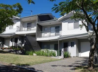 Alderley Terrace Houses