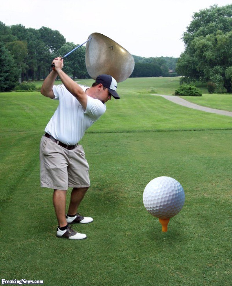 Golf Pro vs Project Manager